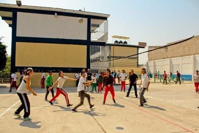 Sport unterrichten in Mexiko