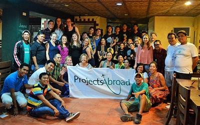 Freiwillige im Sport – Praktikum auf den Philippinen