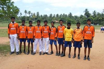 Sport unterrichten in Sri Lanka