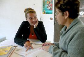 In Bolivien bist du in einer Gastfamilie untergebracht, mit der du deine erlernten Spanischkenntnisse perfekt vertiefen kannst.