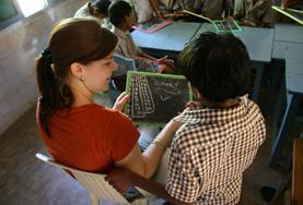 Freiwilligenarbeit Unterrichten im Ausland : Bangladesch