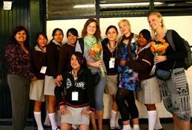 Freiwilligenarbeit Unterrichten im Ausland : Mexiko