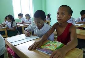 Freiwilligenarbeit Unterrichten im Ausland : Myanmar