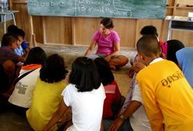 Projekte in Asien - Thailand : Unterrichten
