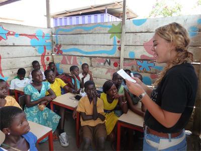 Freiwilligendienst Unterrichten im Ausland