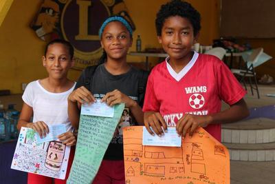 Unterrichte Kinder in Belize als Freiwiligendienst mit Projects Abroad