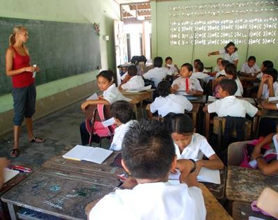 Englisch-Unterricht in Costa Rica