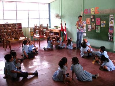 Unterrichts-Projekt in Costa Rica