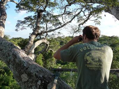 Im Naturschutz aktiv werden