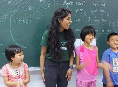 Soziales Engagement in Betreuungs- und Bildungseinrichtungen