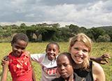Celia, Gründerin der Organisation Siku Njema Kesho in Kenia