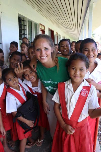 Freiwilligendienst und Auslandspraktikum mit Projects Abroad