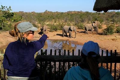 Naturschutz – Projekt in Botswana/Südafrika
