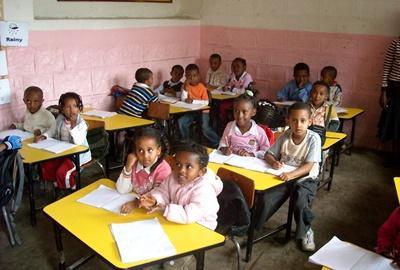 Als Englischlehrer /in nach Äthiopien