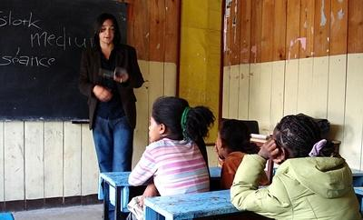 Freiwilligendienst für Lehrer in Äthiopien