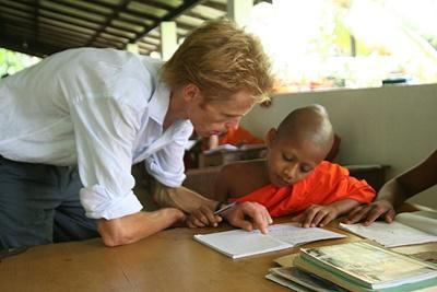 Englisch unterrichten in Sri Lanka
