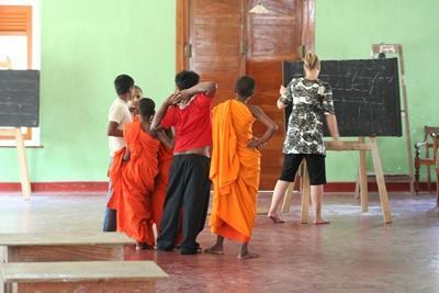 Freiwilligendienst als Lehrer in Sri Lanka