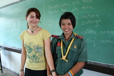 Als Lehrer nach Thailand