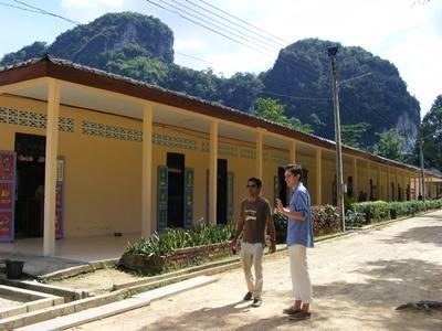 Freiwilligendienst als Lehrer in Thailand