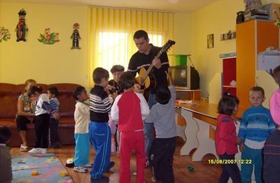 Kunsttherapie im Ausland - Rumänien