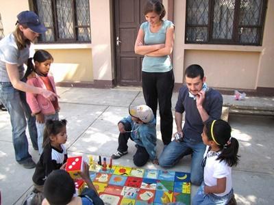 Als Sonderschulpädagoge in Bolivien unterrichten