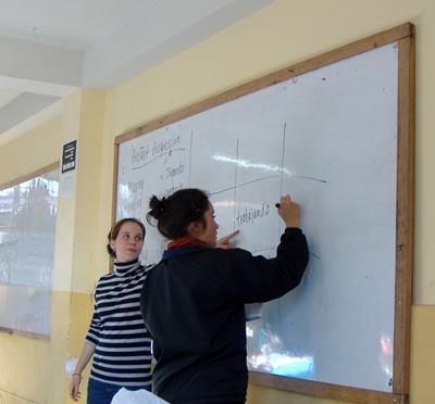 Als Mathematiklehrer nach Peru