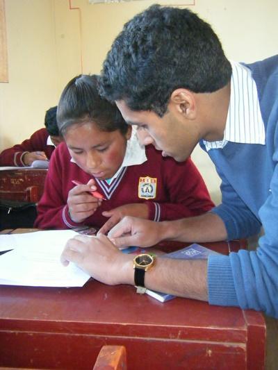 Freiwilligendienst als Lehrer in Peru