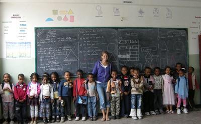 Naturwissenschaften in Äthiopien unterrichten