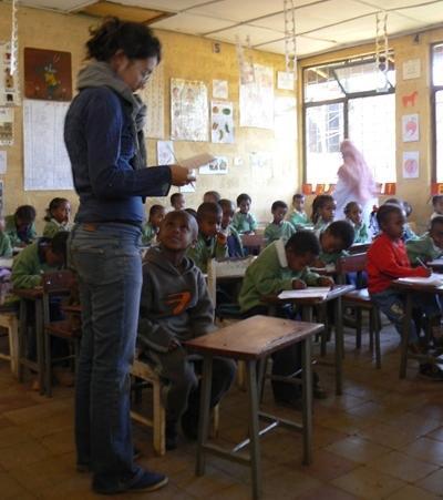 Freiwilligendienst als Lehrer in Äthiopien