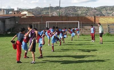 Freiwilligendienst als Sportlehrer in Peru