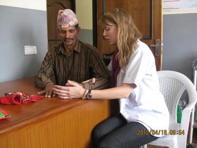 Ergotherapie in Nepal