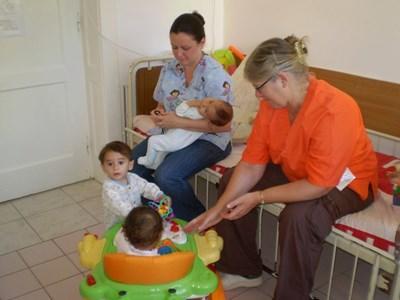 Ergotherapie in Rumänien
