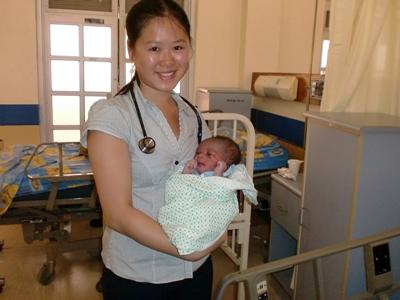 Geburtshilfe auf Jamaika