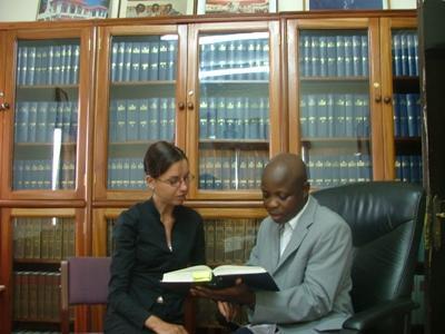 Freiwilligendienst für Juristen in Ghana