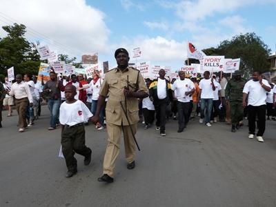 Freiwilligendienst für Menschenrechte in Tansania