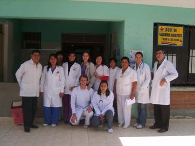 medizinischer Freiwilligendienst in Bolivien