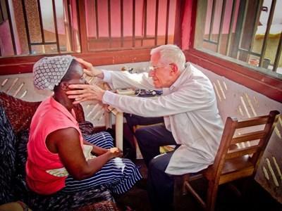 medizinischer Freiwilligendienst in Ghana