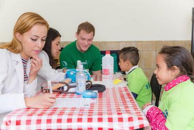 Pro Projekt für ausgebildete Ärzte in Rumänien