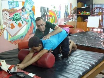 Freiwilligendienst als Physiotherapeut