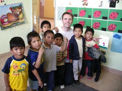 Freiwilligendienst als Sozialarbeiter in Bolivien