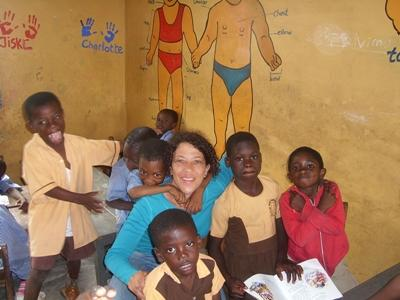 Freiwilligendienst als Sozialarbeiter in Ghana