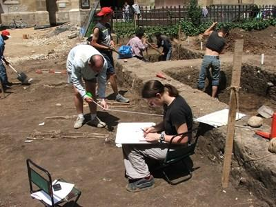 Als Archäologe nach Rumänien