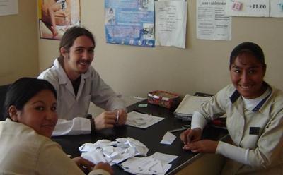 Als Ernährungswissenschaftler nach Bolivien