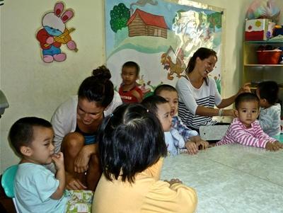 Freiwilligendienst für Psychologen in Vietnam