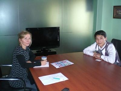 Auslandsdienst in der Mongolei