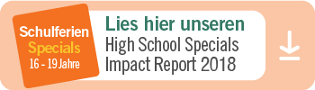 High School Specials Impact Report 2016