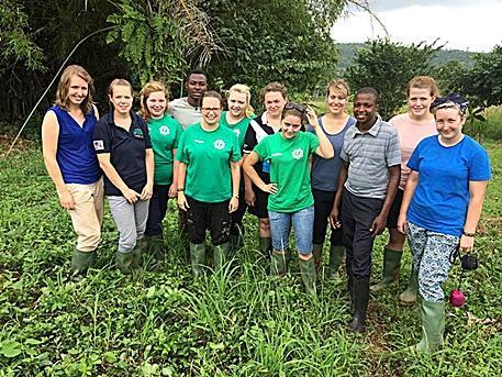 Junge Landwirte