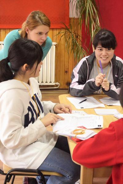 Freiwilligenarbeit als Klassenfahrt nach Rumänien.