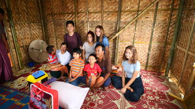 Das Leben in einer Gastfamilie gewährt dir einen einzigartigen Einblick in die Kultur deines Gastlandes.