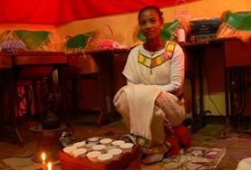In Äthiopien kannst du einen Sprachkurs in der äthiopischen Landessprache Amharisch absolvieren und deine Kenntnisse direkt mit deiner Gastfamilie üben.